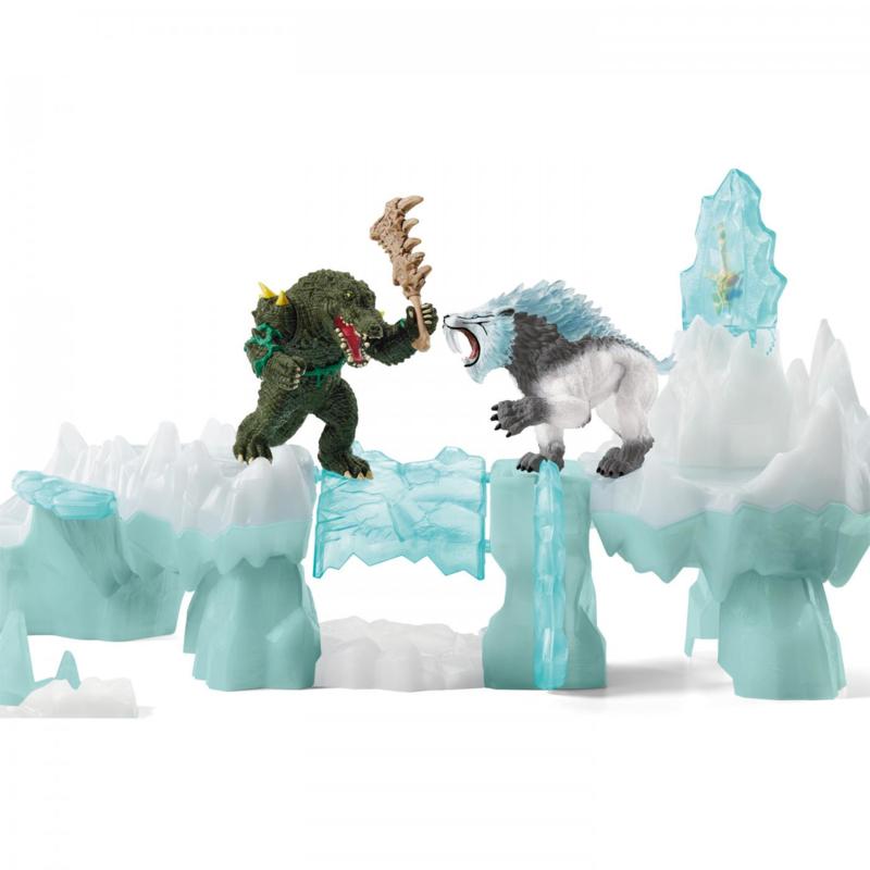 aanval op het ijskasteel 42497