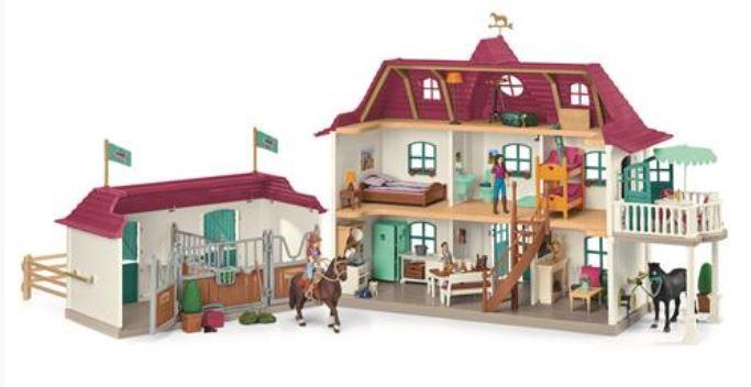 grote villa met stal NEW 42551
