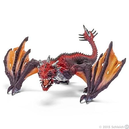 draak vechtend 70509 -