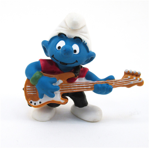 Bassist smurf 20450