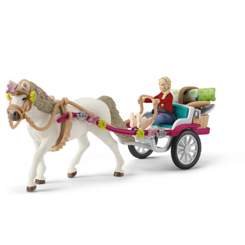 koets voor paardenshow 42467