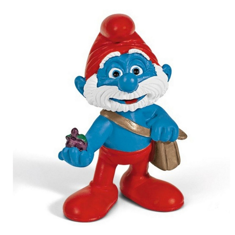 grote smurf 20729