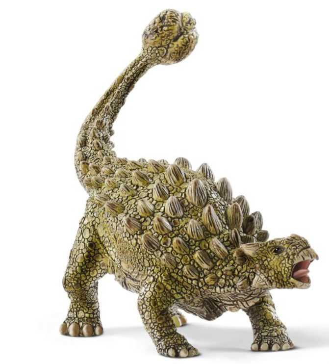 ankylosaurus 15023