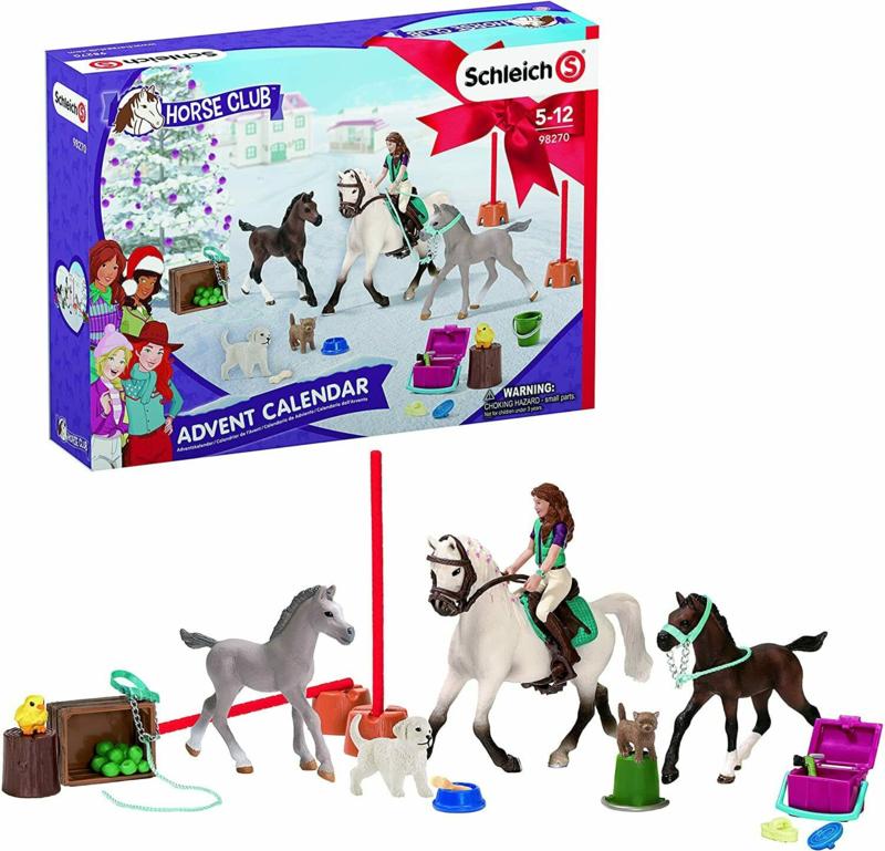 advent 2021 -  horses 98270