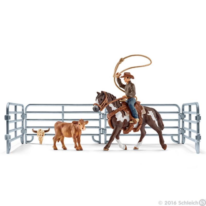 rodeo  lassovangst 41418