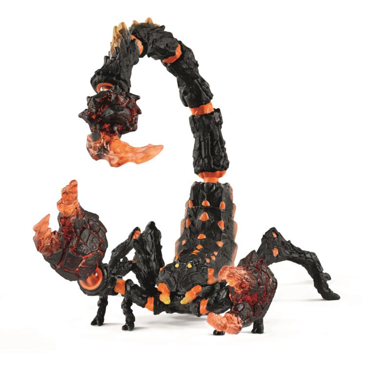 Eldrador lava schorpioen 70142