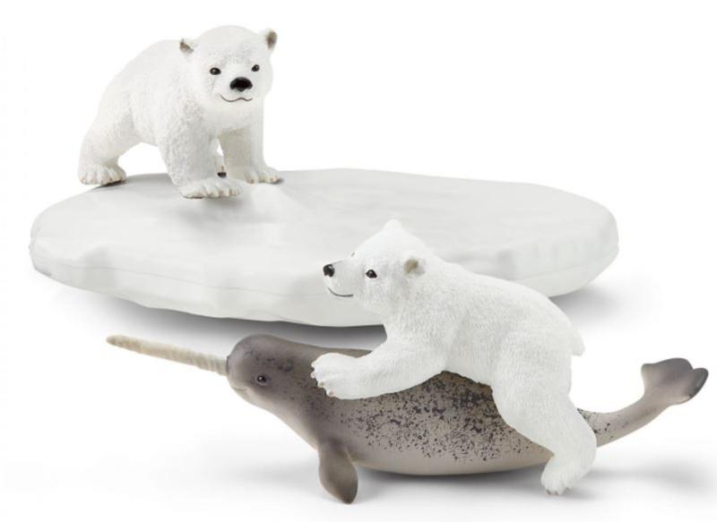 tafereel ijsberen 42531