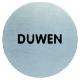 RP56 RVS Pictogram DUWEN