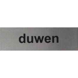 RP17 RVS Pictogram DUWEN