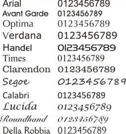 RVS naambord L16 20x20cm