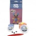 Funny Friends 3 - small - Silk Clay