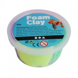 Foam Clay - 4 kleuren set
