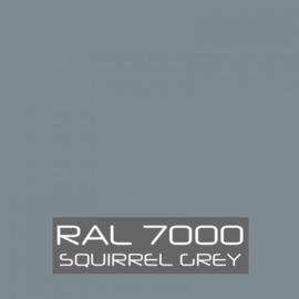 Aluminium Overkapping NewYork (grijs 2,8  x 2,8 x 2,2)
