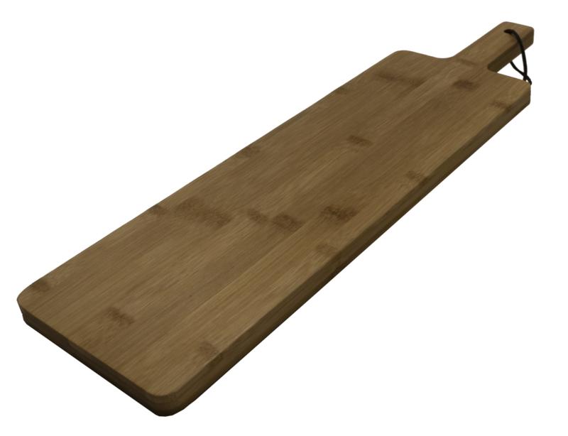Bamboe Tapasplank XL ca 60 cm