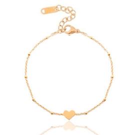 Roestvrij stalen (RVS) Stainless steel armbanden jasseron heart ♥