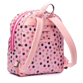 Rugzak Girls Wild Dots - Pink