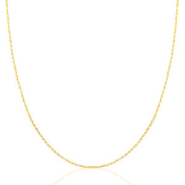 STAINLESS STEEL KETTING MIX & MATCH GOUD