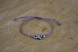 Star Purple Light