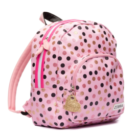 Rugzak Girls Wild Dots - Pink