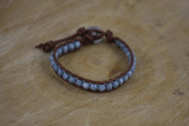 Ice Blue Brown
