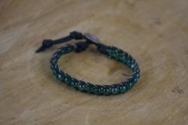 Blue Zircon Green