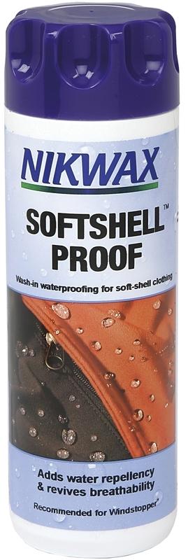Softshell Proof