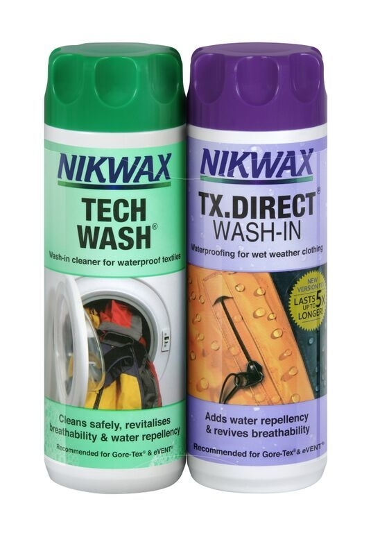 Tech Wash - TX-Direct Twinpack 300ml