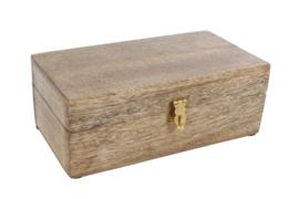 Opbergbox hout