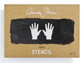 stencil hands