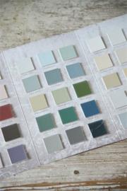 Vintage Paint kleuren kaart