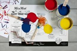 Mix mat