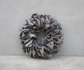 Krans Dark-grey wash