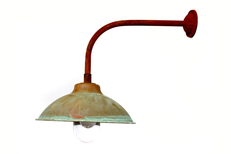 Buitenlamp lily