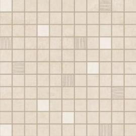 Sand nacar mozaiek 30,5x30,5 cm per matje