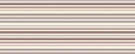 Stripes moka 20x50 per m²