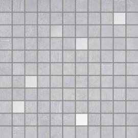 Iron nacar mozaiek 30,5x30,5 cm per matje