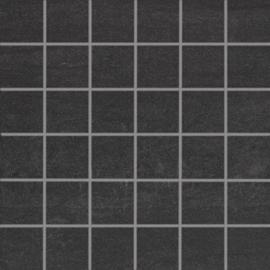 Sintesi Fusion Black Mosaico 30x30 cm