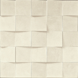 Flaviker Downtown WhiteAvenue 30x30 cm Tessera 3D