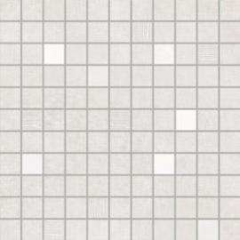 White nacar mozaiek 30,5x30,5 cm per matje