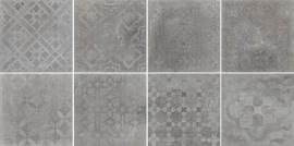 Sintesi Atelier Grigio Decorstuk 30x30 cm