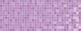 Glow Purple 20x50 per m²