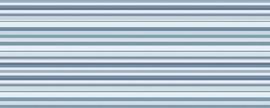Stripes Ocean 20x50 per m²