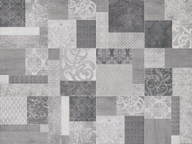 ITALGRANITI - SQUARE  Pattern mix F Decoro 60x60 cm