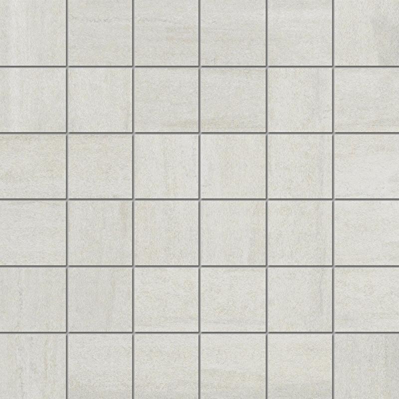 Sintesi Fusion White Mosaico 30x30 cm