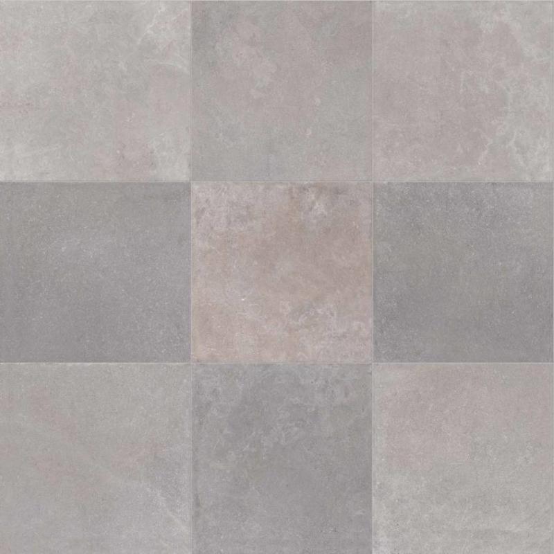 Flaviker No_W - Gray 60x120 cm