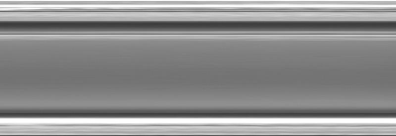 Strip Zocalo Silver 10x29 cm