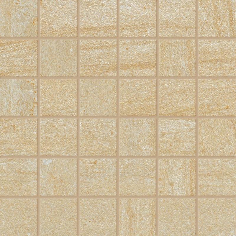 Sintesi Fusion Beige Mosaico 30x30 cm