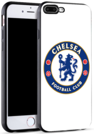 Chelsea voetbal hoesje iPhone 8 Plus softcase