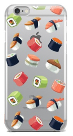 Sushi hoesje iPhone 5 / 5s / SE softcase