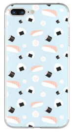 Sushi hoesje iPhone 7 Plus softcase